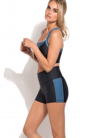 Casall |  Sports shorts Space Blue | blue  | Picture 5