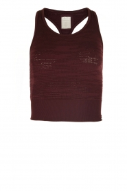 Casall |  Sports top Kall | purple  | Picture 1