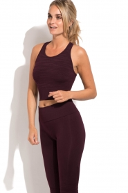 Casall |  Sports top Kall | purple  | Picture 4