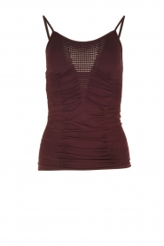 Casall |  Sports top Sina | purple  | Picture 1