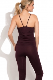 Casall |  Sports top Sina | purple  | Picture 5