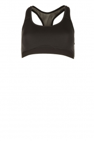 Sports bra Chlo | black