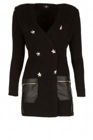 ELISABETTA FRANCHI | Vest Maisy | zwart  | Afbeelding 1