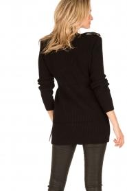 ELISABETTA FRANCHI | Vest Maisy | zwart  | Afbeelding 5