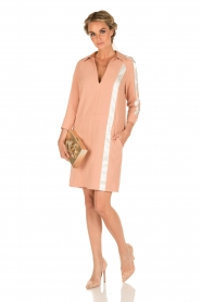 ELISABETTA FRANCHI |  Dress Cosmo | pink  | Picture 3