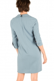 ELISABETTA FRANCHI |  Dress Cosmo | blue  | Picture 5