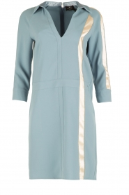 ELISABETTA FRANCHI |  Dress Cosmo | blue  | Picture 1