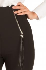 ELISABETTA FRANCHI | Legging Alto | zwart  | Afbeelding 7