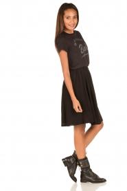 ELISABETTA FRANCHI | Leren laarzen Rischi | zwart  | Afbeelding 8