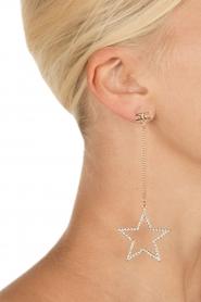 ELISABETTA FRANCHI | Oorbel Falling Star | goud  | Afbeelding 3