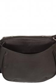 IKKS | Leren schoudertas Veran | zwart  | Afbeelding 6