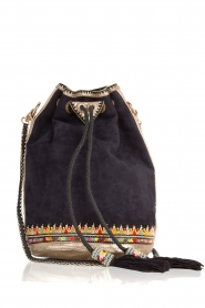 Buba | Bucket bag Lida Drawstring | blauw