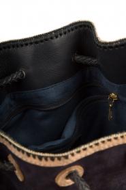 Buba | Bucket bag Lida Drawstring | blauw  | Afbeelding 6
