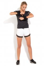 Deblon Sports | Sportshort Kate | wit  | Afbeelding 3
