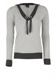 Deblon Sports | Sport trui Hermes | grijs  | Afbeelding 1