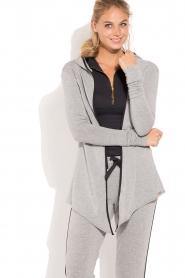 Deblon Sports   Hermes vest   grijs    Afbeelding 2