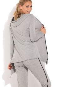 Deblon Sports   Hermes vest   grijs    Afbeelding 5