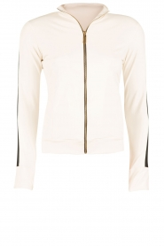 Deblon Sports |  Sports jacket Zoe | white  | Picture 1