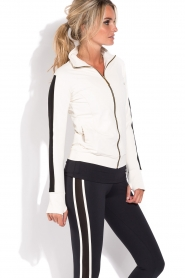 Deblon Sports |  Sports jacket Zoe | white  | Picture 4
