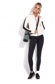 Deblon Sports |  Sports jacket Zoe | white  | Picture 3