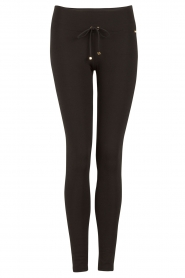 Deblon Sports | Jazz sportlegging | zwart  | Afbeelding 1