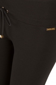 Deblon Sports | Jazz sportlegging | zwart  | Afbeelding 6