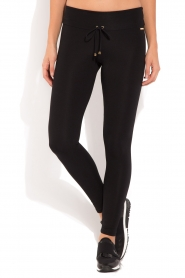 Deblon Sports | Jazz sportlegging | zwart  | Afbeelding 2