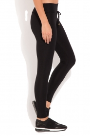 Deblon Sports | Jazz sportlegging | zwart  | Afbeelding 4