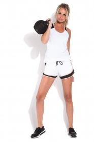 Deblon Sports | Sporttop Kate | wit  | Afbeelding 3