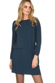 Ruby Tuesday | Jurk Sany | blauw  | Afbeelding 2