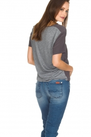 Ruby Tuesday |  T-shirt Avy | grey  | Picture 5