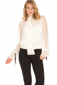 Hunkydory | Blouse Gene | wit  | Afbeelding 2