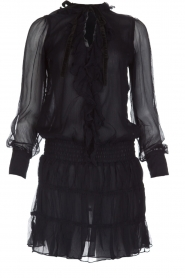 Hunkydory |  Dress Ada | black  | Picture 1