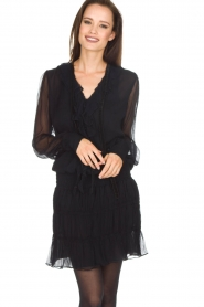 Hunkydory |  Dress Ada | black  | Picture 2