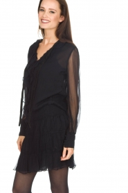 Hunkydory |  Dress Ada | black  | Picture 4