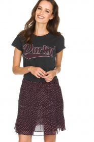 Hunkydory | Rok Louise | bordeaux  | Afbeelding 2