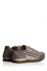 Howsty |  Leather sneakers Naaz | grey  | Picture 4