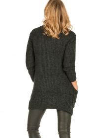 Knit-ted | Vest Blue | groen  | Afbeelding 5