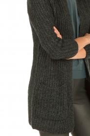 Knit-ted | Vest Blue | groen  | Afbeelding 6