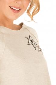 Juvia | Sweatshirt Yentl | wit  | Afbeelding 6