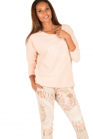 Juvia | Sweater Jungle | roze  | Afbeelding 4