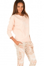 Juvia | Sweater Jungle | roze  | Afbeelding 2