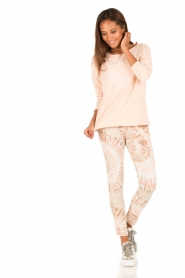 Juvia | Sweater Jungle | roze  | Afbeelding 3