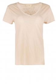 American Vintage   T-shirt Jacksonville   nude    Afbeelding 1