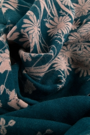 Becksöndergaard | Sjaal Geraldine | blauw  | Afbeelding 4