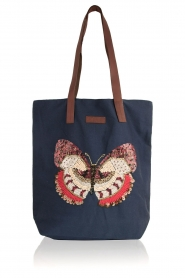 Tas Fly Canvas | blauw