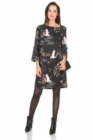 Ana Alcazar |  Dress Merry | black  | Picture 3