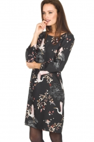 Ana Alcazar |  Dress Merry | black  | Picture 4