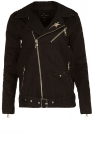 NIKKIE |  Biker jacket | black  | Picture 1