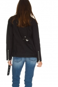 NIKKIE |  Biker jacket | black  | Picture 5